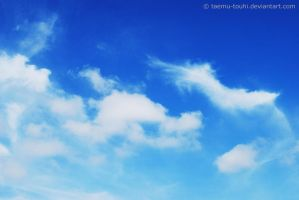 Clouds 025 by Taemu-Touhi