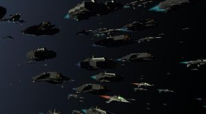 bigger fleet by ex-pacifist
