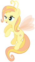 My first vector of, Zipzee. by Flutterflyraptor