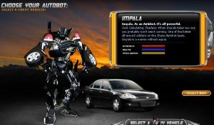 SteelCrime an Autobot by ZhaneAugustine