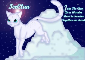 Iceclan by cats-paw-island