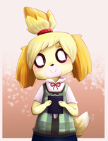 Isabelle by WafflezNFries