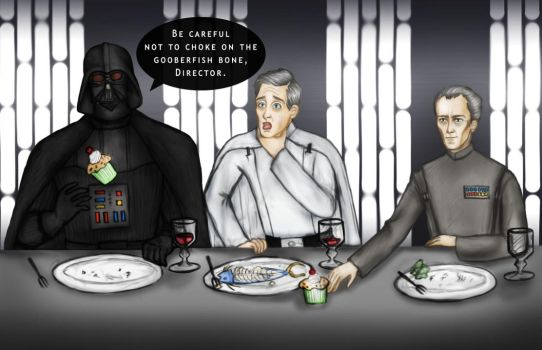 Rogue One Imperials by Hed-ush