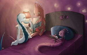 When things were simple... by Cold-Creature