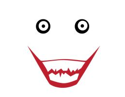 Jeff the killer -minimal- by Arnumdrusk