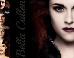 Bella Cullen by Lolonena