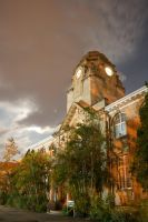 Old Clock Tower by HepiZA