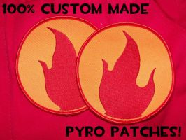 Pyro Patches ZOMG by RPDOfficer