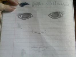 Girl Face 1 by Natalie02