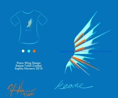 Keane T-shirt Contest by ChibiSofa