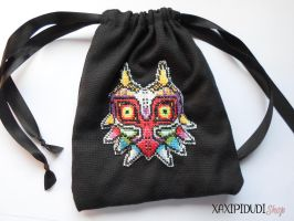 Bolsa The Legends of Zelda: Majora's Mask by Xaxipidudi