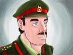 The Brigadier by sans-coeur97