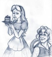 Alice and Reginald =) by irina-bourry