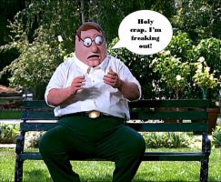 peter griffin on drugs by anotherdream-x