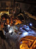 the mine detail at night by furnituresig