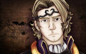 Crown Prince Xander of Nohr by Otackoon