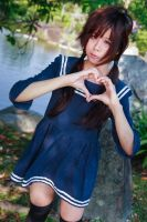 Casual - Doki Doki Heart by Xeno-Photography