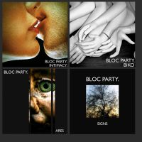 Bloc Party fan Covers by tropical-angel