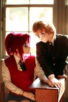 Shot4 of [Please Teacher!] Gathering in Nov. 2013 by chocolate-array