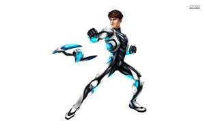 Hero Profile: Max Steel by AlphaOmegaBros
