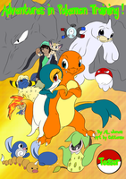 Adventuers in Pokemon Training! Teaser cover by Cattensu