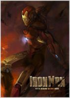IRONMAN by Xiling