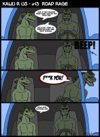 -Road Rage- by Ravenfire5
