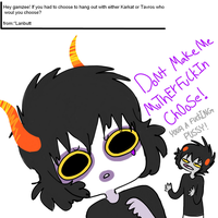 Ask Gamzee27 by MemoriaSwan