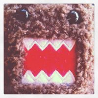 Domo Mouth by DragonAttack91