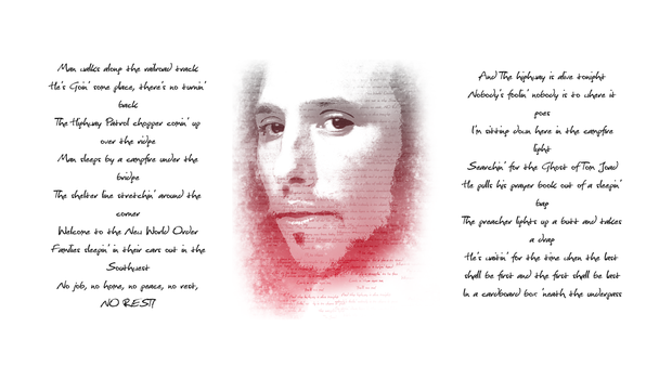 RATM-The Ghost of Tom Joad by TheMajesticGoat