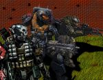 Nobal Team by CrazyKempatchi