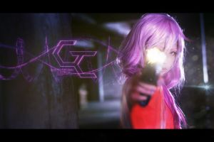 GUILTY CROWN - Inori Yuzuriha (Combat suit Ver.) by To-Ya-Ma