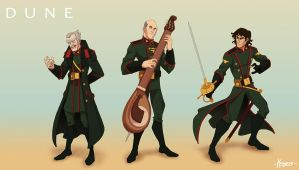 Atreides Allies by Kristele