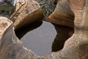 Pothole Puddle by parallel-pam