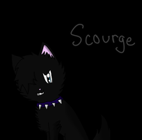 Scourge by BlossomTehKat