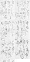30 Second Gestures 02 by jonathan-rector