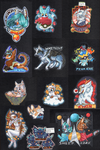 Badges Available! by Lazeros