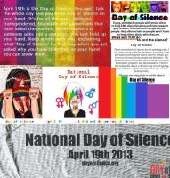 day of silence by Killer-Paw