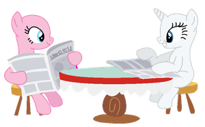 Newspaper Base by MyLittleBases