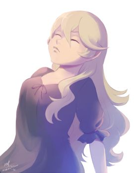 Corrin in the Morning by MarvelPoison