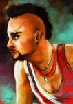 Vaas by RedRibbonRabbit