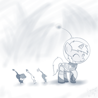 Exp.#1 ATG2 Day 13 Lead to... Something? by Muffinsforever
