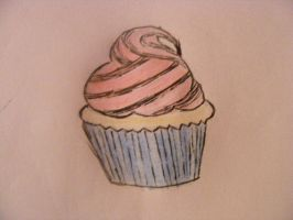 cupcake by orcalover165