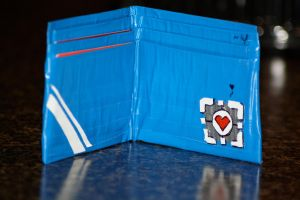 Portal Wallet Ft. WCC by everythingerika