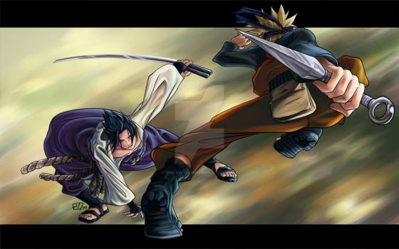 Naruto : The Will of Fire by The-Gwyllion