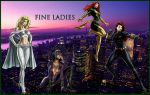 Fine Ladies by KaArtBrasil