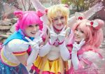 SM - Cuties x3 by Eli-Cosplay