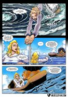 Page 02 - Schooner The Sailor Girl by muscle-fan-comics