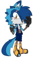 .:CE:.Alternateoutfit for Lance by Tabersnack
