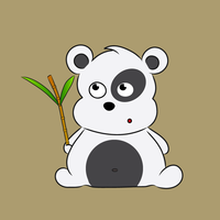Panda Panda by green4gfx